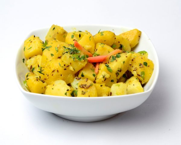 Spicy Potatoes - Indian FoodsIndian Curry House | Indian Food in Singapore   Indian food in Singapore