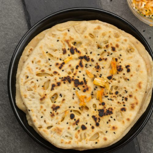 Onion Kulcha Recipe - Indian Food and Indian Curry House in SingaporeIndian Curry House | Indian Food in Singapore   Indian food in Singapore